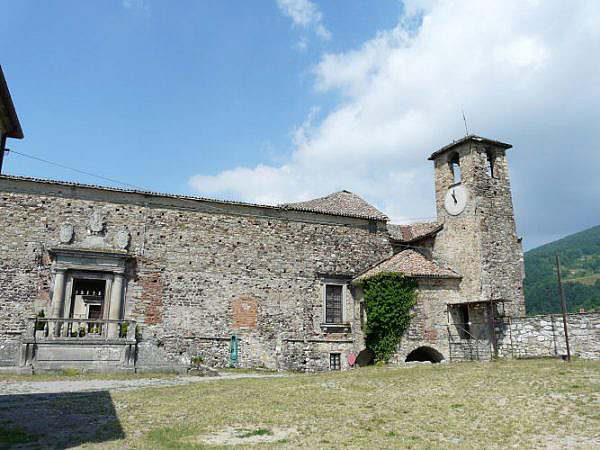 castello bardi antonia romagnoli