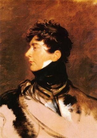 George IV bust1