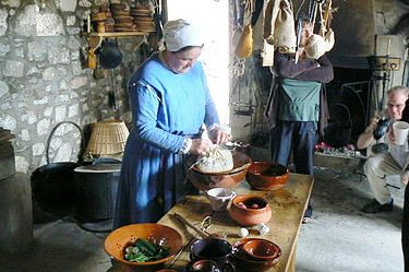 Buittle Tower Kitchen.   geograph.org .uk   951197