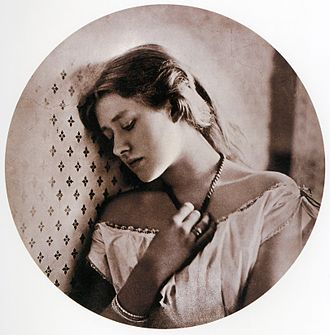 330px Sadness by Julia Margaret Cameron