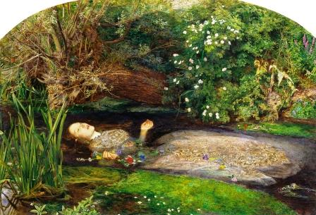 John Everett Millais   Ophelia   Google Art Project