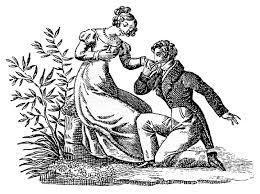 il corteggiamento ai tempi di jane austen