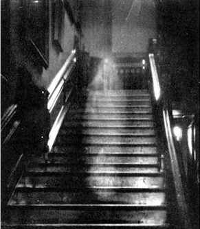 Raynham Hall - brown lady