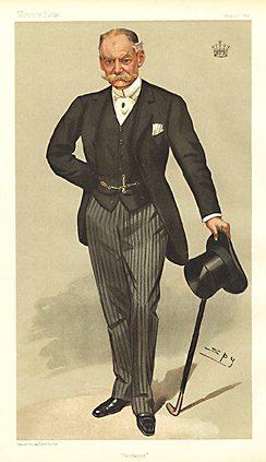 L'abbigliamento maschile in epoca Vittoriana