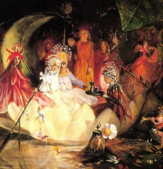 Le nozze di Oberon e Titania