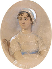 Jane Austen by James Andrews