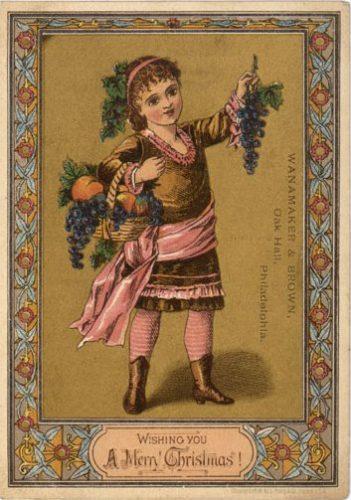 Immagini Vittoriane Natalizie.Le Cartoline Natalizie Vittoriane