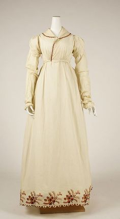 1806 morning dress