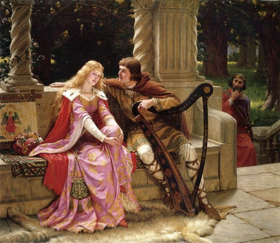 Leighton Tristan and Isolde 1902