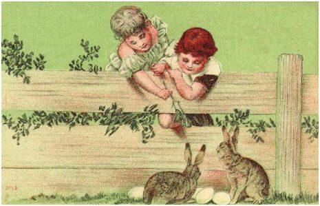 Pasqua in epoca regency
