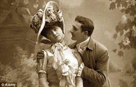 Le dichiarazioni d'amore nell'arte vittoriana