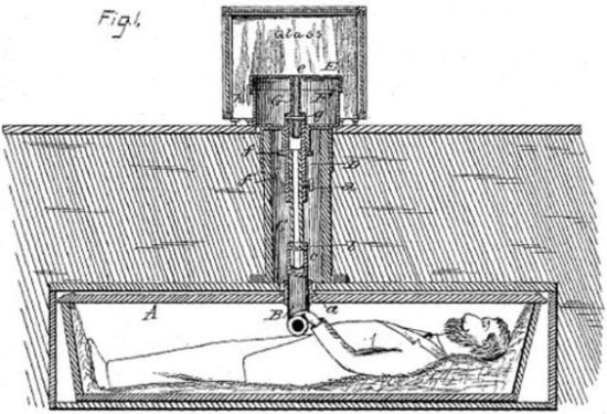 Safety coffin
