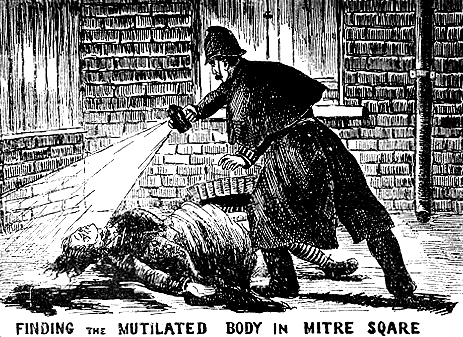 Illustrated Police News Jack the Ripper 2