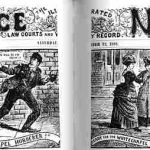 The Illustrated Police News e gli altri: quando la notizia era un fumetto.