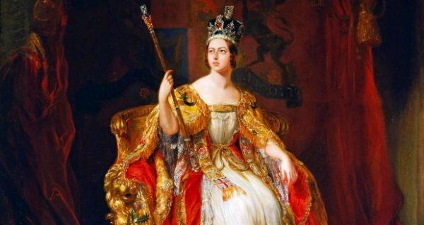 Coronation portrait of Queen Victoria   Hayter 1838 1