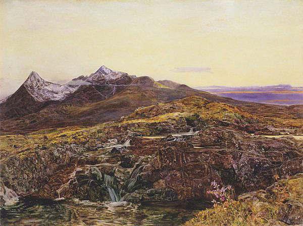 John William Inchbold - il paesaggio preraffaellita.