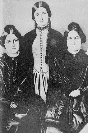 sorelle fox spiritismo vittoriano