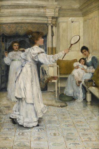 Laura Theresa Alma-Tadema Laura Alma-Tadema