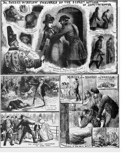 misteri di epoca vittoriana jack the ripper
