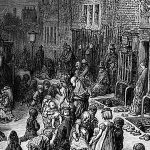 I bassifondi di Londra – Victorian London slums