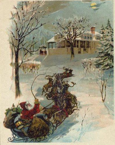 Twas the Night Before Christmas - la notte prima di Natale