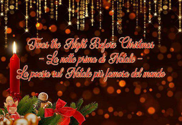 Twas the Night Before Christmas - la notte prima di Natale