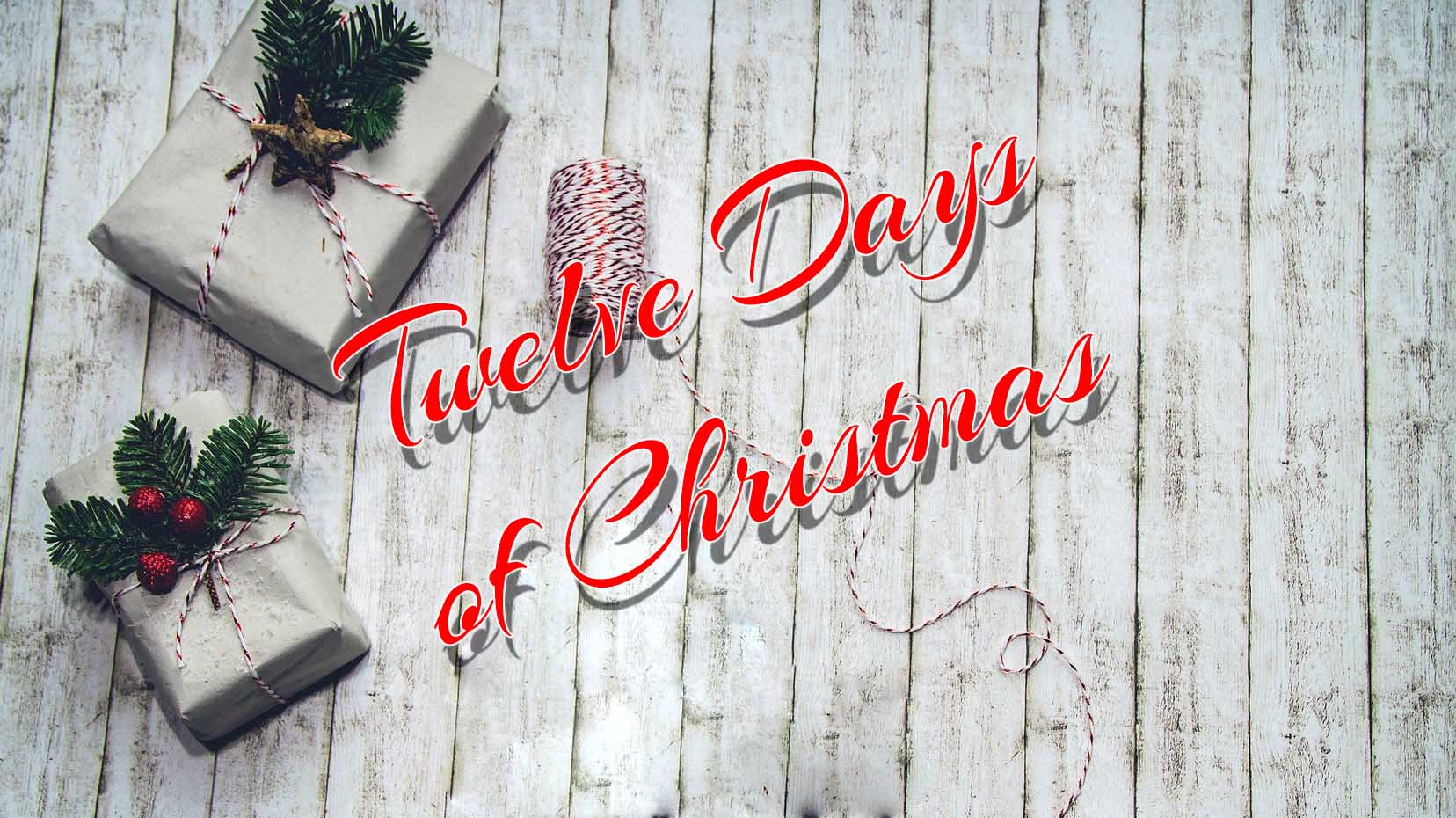 Twelve Days of Christmas - 12 giorni di Natale