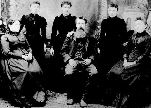 Le Signore del West family Ingalls