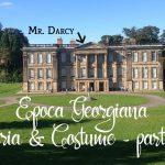 Epoca Georgiana - Il Secolo dei Lumi inglese