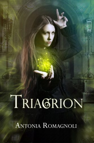 Book Cover: Triagrion