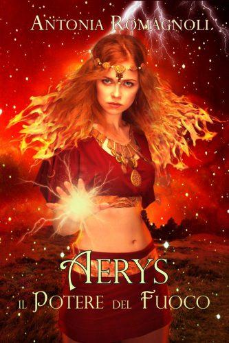 Book Cover: Aerys - il Potere del Fuoco