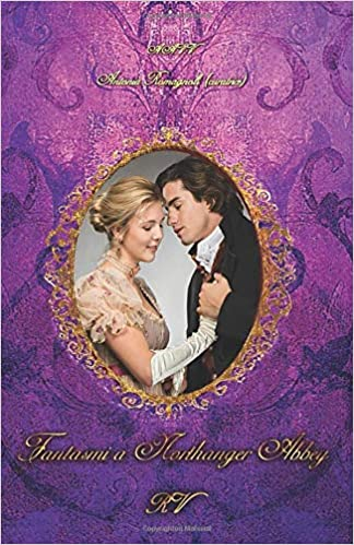 Book Cover: Fantasmi a Northanger Abbey - Antologia
