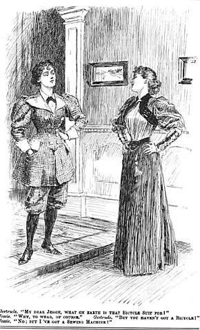 La riforma dell'abbigliamento vittoriana