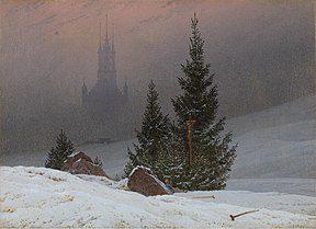 caspar friederick neve nel 1800